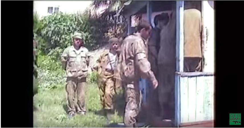 ukrainelebi afxazetis omshi