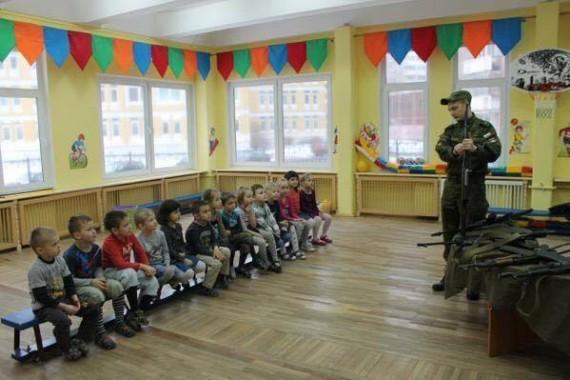 საბავშვო ბაღები რუსულ სამყაროში
