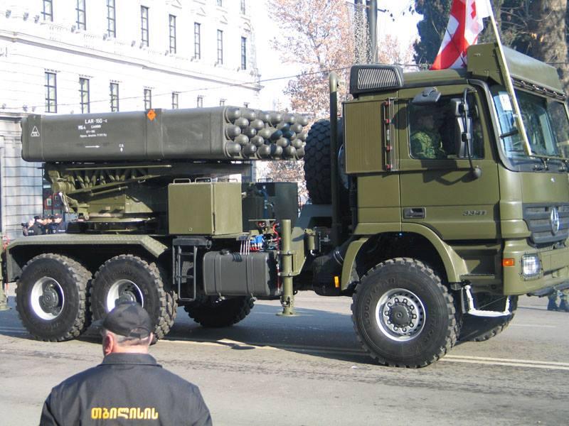 2008 წლის რუსეთ საქართველოს ომში ქართული არმიის ველაზე ეფექტური საარტილერიო სისტემები რომლებმაც რუს აგრესორებს უდიდესი ზარალი მიაყენს.