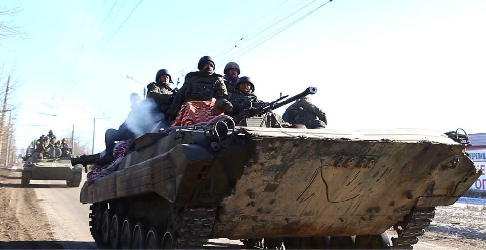 უკრაინელი ავღანელის რჩევები ატო-ში მონაწილე ახალბედა ჯარისკაცებს