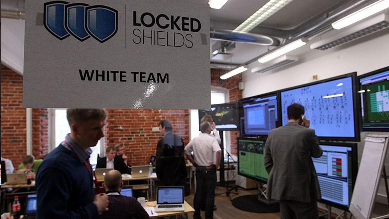 """კიბერწვრთნა """"Locked Shields 2015"""""""