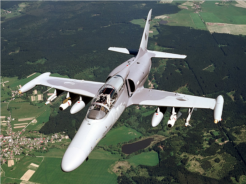 რატომ დაიწუნა ქართულმა მხარემ ჩეხური ლ-159 ალკას ტიპის გამანადგურებელი     თვითფრინავები ?!?