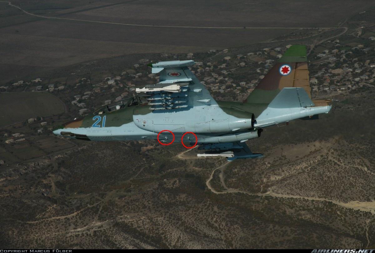 2008 წლის 8 აგვისტოს დილით ქართული სუ-25 მოიერიშე თვითფრინავები ბომბავენ რუსულ სამხედრო კოლონას ჯავაში