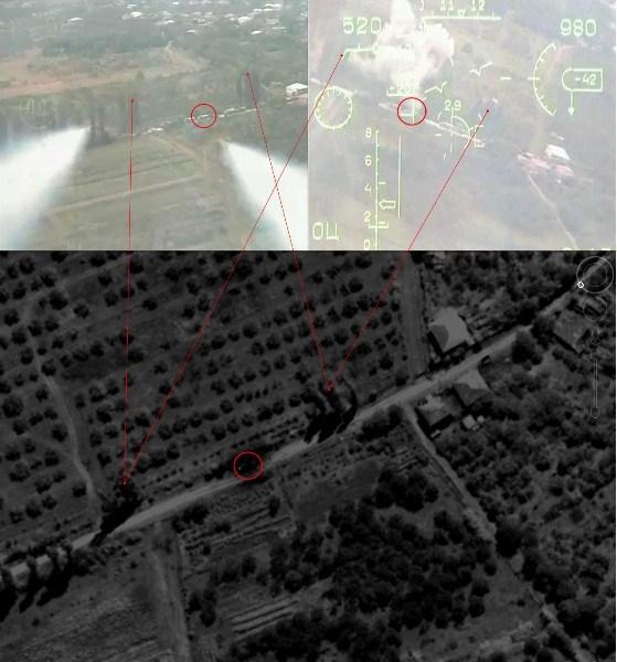 2008 წლის 8 აგვისტოს რუსული სამხედრო ავიაციამ ცხინვალის დასავლეთ ნაწილში განლგებული  მეოთხე ბრიგადის დანაყოფები დაბომბა (ვიდეო)