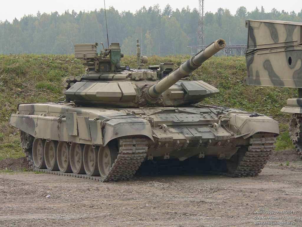 რა საფრთხეს წარმოადგენენ რუსული ტ-90 ტიპის ტანკები