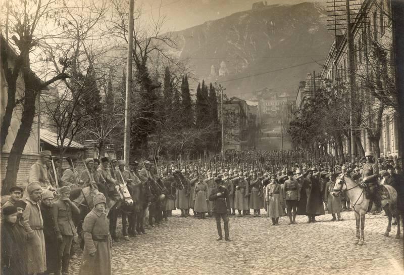 13 საბედისწერო დღე 1921 წლის თებერვლის სისხლიანი ქრონიკები