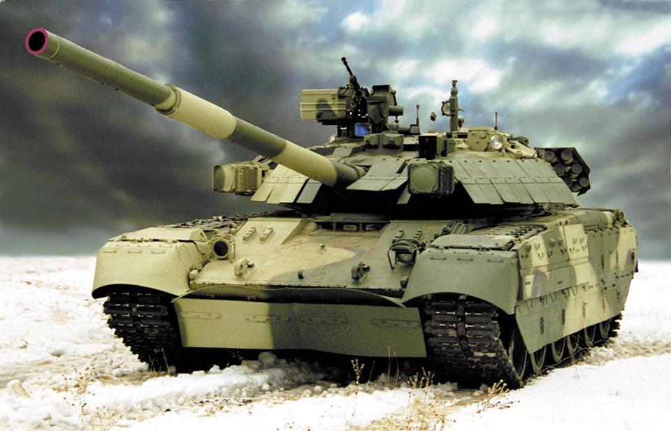 უკრაინელ სამხედროებს ფრონტის ხაზზე T-64 BM bulat ტიპის ტანკები გადაყავთ (ვიდეო)