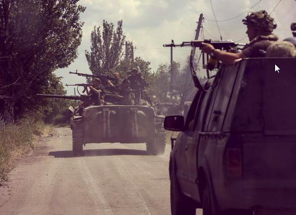 უკრაინელმა სამხედროებმა მარინკის რუსი ტერორისტებისგან  გაწმინდეს ფოტო (ვიდეო)