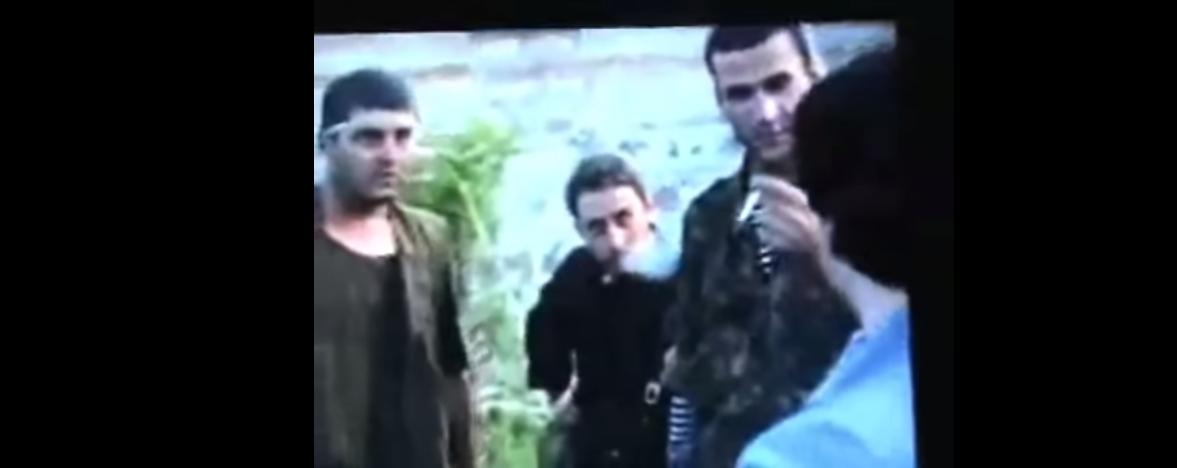 1991 წლის მოვლენები ცხინვალში ქართული საჯარისო დანაყოფები ოს სეპარატისტებს ებრძვიან (ვიდეო)