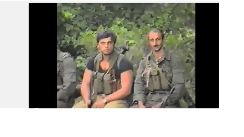 აფხაზეთში ჩვენს წინააღმდეგ მებრძოლი ოსური ბანდფორმირება (ვიდეო)