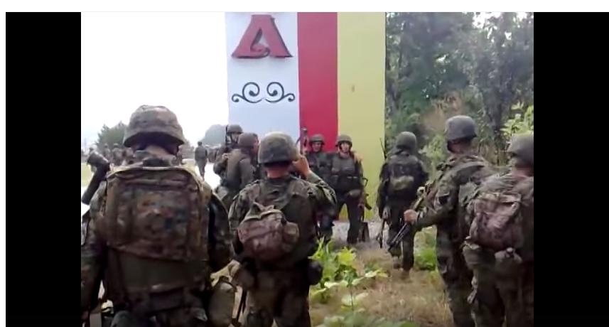 ქართველების მიერ დაჭერილი ოსები 2008 წლის აგვისტო (ვიდეო)