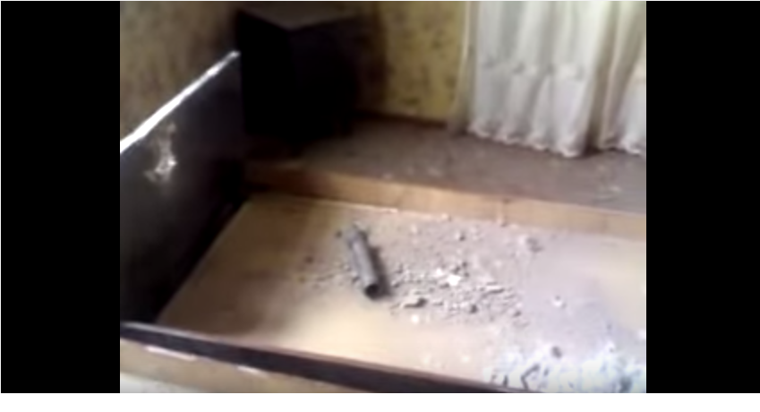2008 წელი  სოფ.ნული 5 აგვისტოს დაბომბვის შემდეგ (ვიდეო)