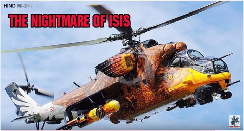 რუსული სუ-30 გამანადგურებელები და მი-24 შვეულფრენები სირიაში ისლამისტების პოზიციებს უტევენ.ჰაერსაწინააღმდეგო ბრძოლის ვიდეო