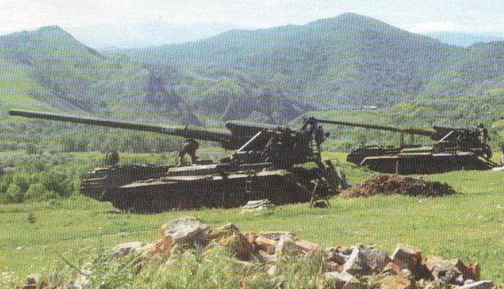 ქართული არმიის პიონებმა საარტილერიო დაბომბევბით 2008 წლის რუსეთ საქართველოს ომში რუს აგრსეორებს დიდი ზარალი  მიაყენეს.
