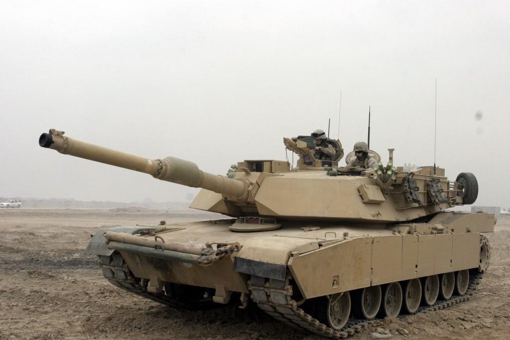 ერაყელმა პარტიზანებმა RPG-26 AGNEL ტიპის ერთჯერადი ტანკსაწინააღმდეგო ყუმბარმტყორცნით ამერკის არმიის M1A2 abrams ტიპის ტანკი ააფეთქეს.