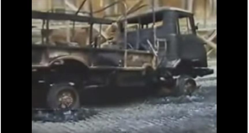 კრემლის დახმარება ოპოზიციას თბილისის ომის დროს (26.12.1991წ) (ბრძოლის ამსახველი ვიდეო).