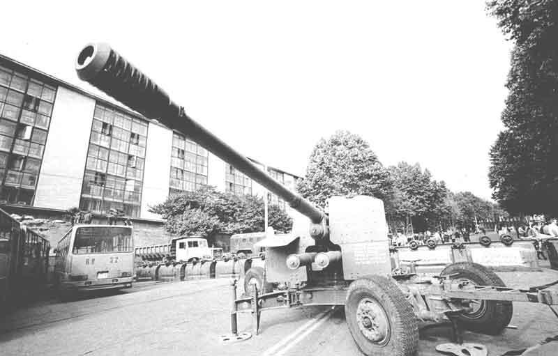 თბილისში ომის დაწყება 22 დეკემბერი 1991წ (ვიდეო)