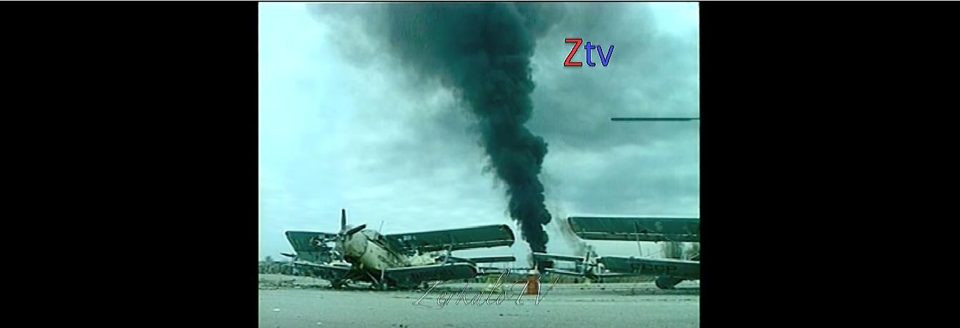 1994 წლის დეკემბერი გროზნოს აეროპორტი რუსების სარაკეტო და საავიაციო დარტყმების შემდეგ.ფოტო (ვიდეო)