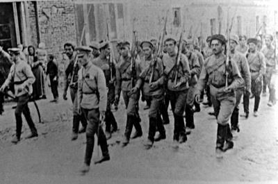 რუსეთ საქართველოს 1921 წლის  თებერვალ მარტის ომი თბილისის დაცვის ოპერაცია