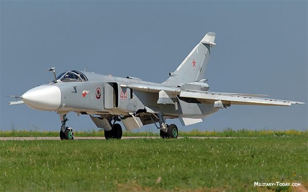 2008 წლის 9 აგვისტოს ქართველმა სამხედროებამ რუსული სუ-24 ტიპის აფრონტო ბომდამშენი ჩამოაგდეს.(ვიდეო)