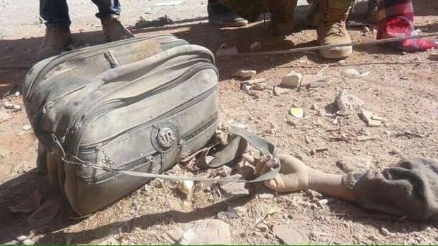 სირიაში რუსული ავიაციამ პროვინცია იდლიბის  ერთ-ერთი სოფლის სკოლაზე ავიადარტყმები განხორციელა, დაღუპა 22 ბავშვი და  6 მასწავლებელი დაიღუპა.