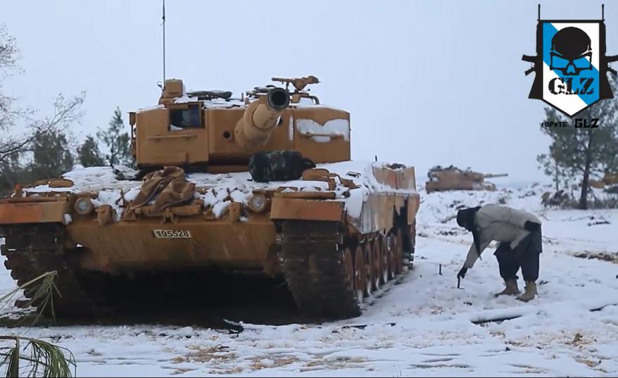 თურქეთის არმიამ  ალეპოდან 26 კილომეტრში  ისამისტებთან შეტაკებებში დაკარგა 50 ჯარისკაცი და რამდენიმე  ერთეული ჯავშანტექნიკა.ფოტო (ვიდეო)