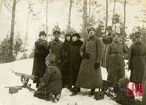 1921 წელი … 24 თებერვალი … ბოლო ბრძოლა ტაბახმელას ფრონტზე!