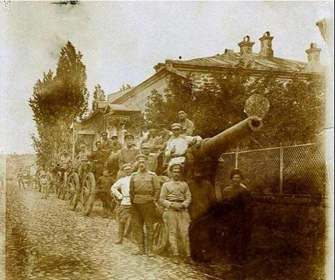 ისინი იცავდნენ საქართველოს 1921 წელს!  მაიორი დიმიტრი ჩრდილელი. 1921 წელს თბილისის დაცვის დროს მეთაურობდა საარტილერიო ბატარეას.