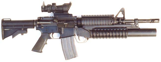Ak-47 vs M-16