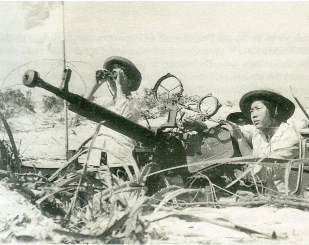 ჩრდილოეთ ვიეტნამის პატარა სოფელი ომის დროს,1960 წელი დოკუმენტური ვიდეო.