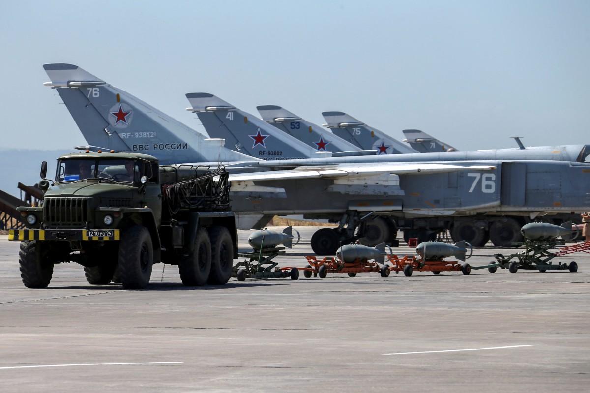 რუსეთმა სირიაში ყველაზე დიდი დანაკარგი განიცადა-ხემმის ავიბაზაზე თვადასხმის შედგად განადგურად მინიმუმ 7 რუსული საბრძოლო თვითფრინავი