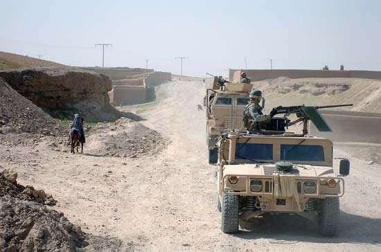 ავღანეთში აფეთქების შედეგად, სამი ამერიკელი სამხედრო დაიღუპა და სამი დაიჭრა