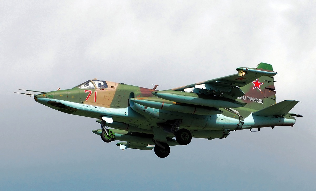 2008 წლის 8 აგვისტო,რუსეთის სამხედრო ავიაციის ერთ-ერთი პირველი საჰერო იერიში ერგნეთთან ქართული არმიის სამხედრო კოლონაზე.