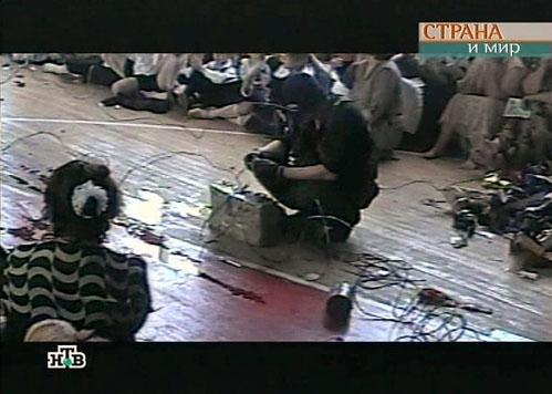 რა ხდებოდა 2004 წლის 1 სექტემბერს ბესლანის სკოლაში (ტერორისტების მიერ გადაღებული ვიდეო)
