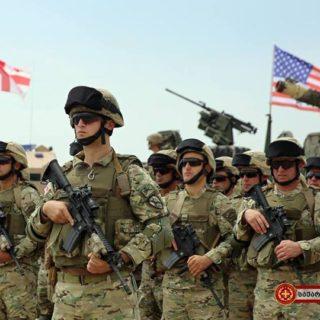 საქართველოს მთავრობის 2014 წლის 19 ივნისის N 413 დადგენილება-საქართველოს ეროვნული სამხედრო სტრატეგიის დამტკიცების თაობაზე.