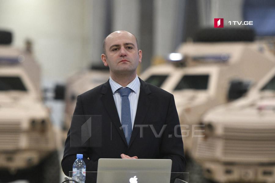 უჩა ძოძუაშვილი – ქართული სამხედრო პროდუქცია მისი ძველი ვერსიისგან განსხვავებით, მხოლოდ საგამოფენო ექსპონატი აღარ არის