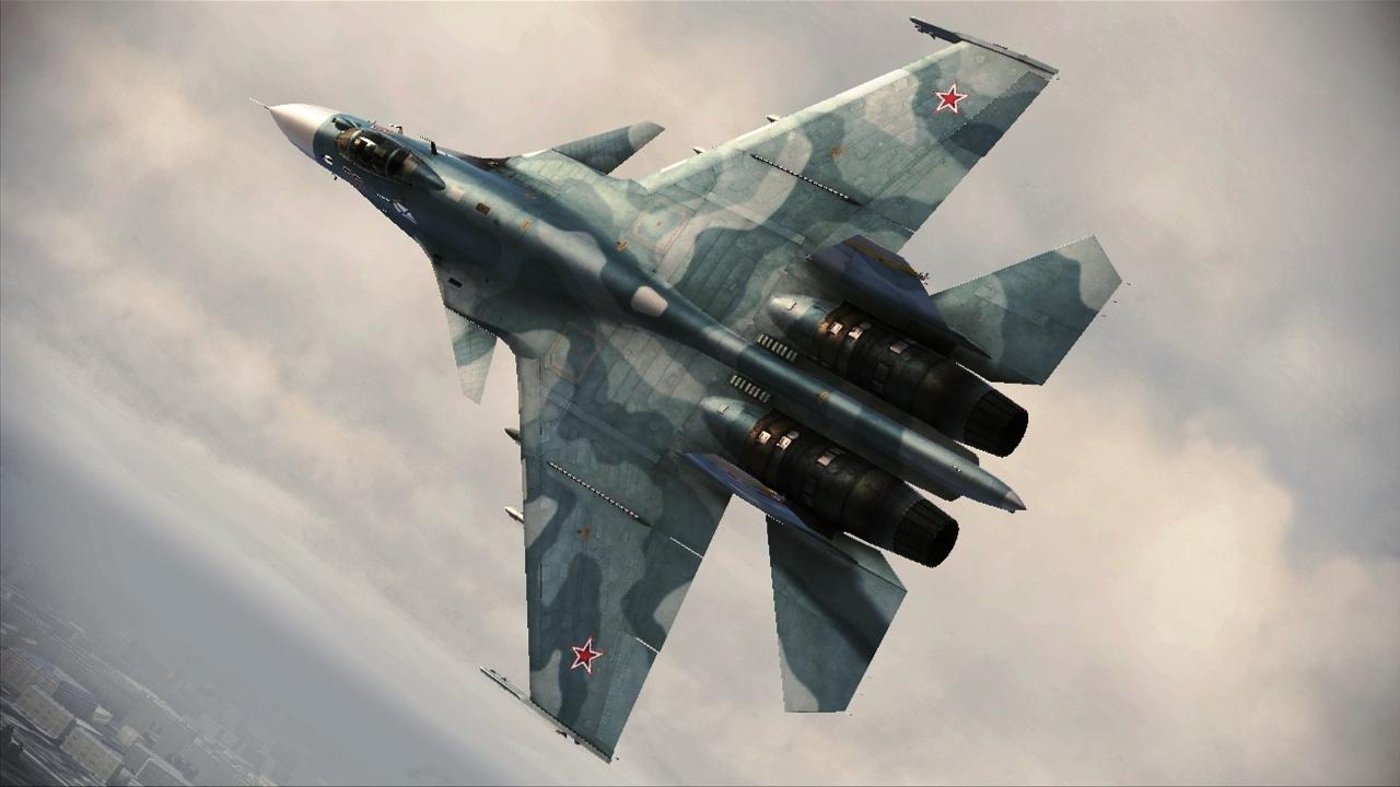რუსეთში   ორი გამანადგურებელ-ბომდამშენი Су-34 ერთმანეთს შეეჯახა