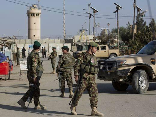ავღანეთში ქართველმა სამხედროებმა კიდევ ერთხელ გამოიჩინეს თავი