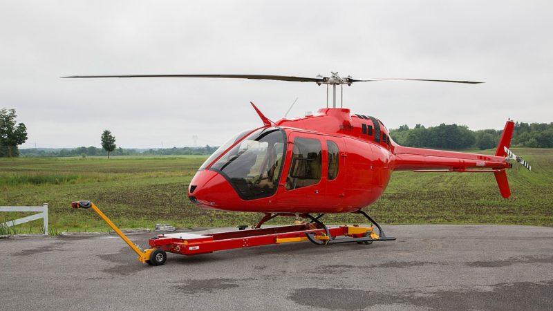 ყაზბეგში BELL-505 ტიპის  ამერიკულ-კანადური შვეულფრენი ჩამოვარდა დაიღუპა 3 ადამიანი.