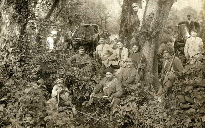 ქაქუცა ჩოლოყაშვილის მოწოდება მოსახლეობისადმი 1922 წლის აპრილი
