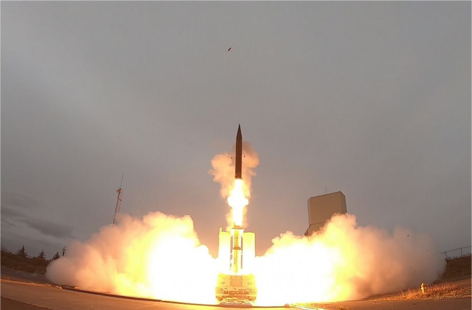 აშშ-სა და ისრაელმა წარმატებით ჩაატარეს Arrow-3 ტიპის რაკეტის ტესტირება.