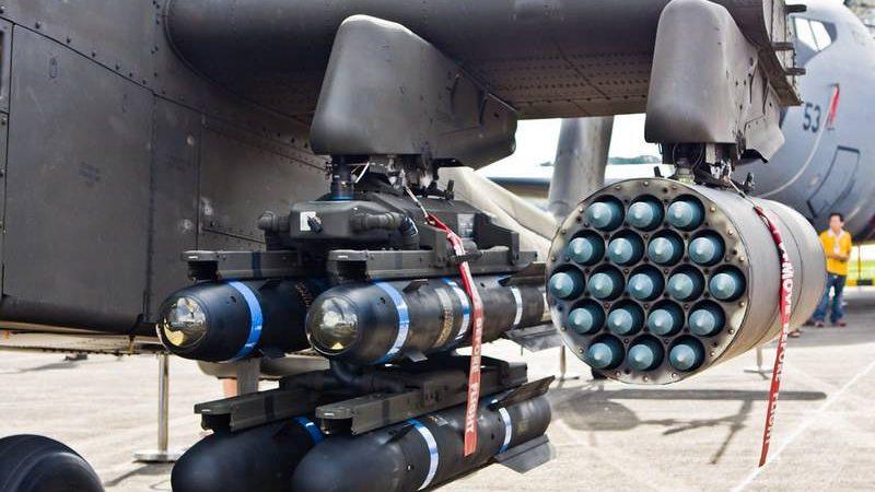 აშშ-ს აპირებს  ახალი მართვადი რაკეტებით საბრძოლო  შვეულფრნების  და უპილოტო თვითმფრინავების შეიარაღებას