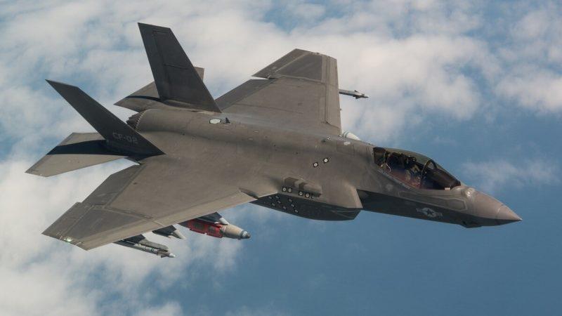 ამერიკა პოლონეთს მე-5 თაობის F-35 ტიპის გამანადგურებლებს მიყიდის.