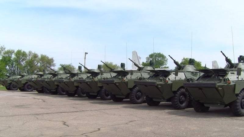 რუსეთმა ტაჯიკეთს 320 მილიონი რუბლის ღირებულების სამხედრო ტექნიკის და შეიარაღების პარტია გადსაცა.