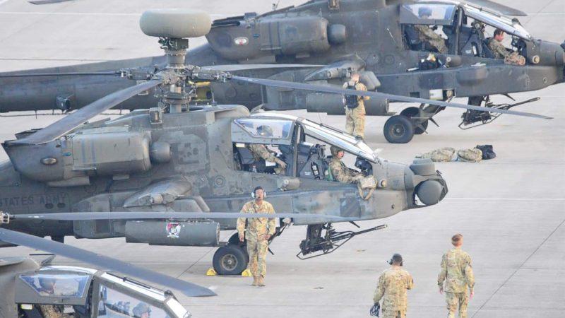 აშშ-ს ჯარი გერმანიიდან ბელგიაში, იტალიასა და შავი ზღვის ქვეყნებზე გადანაწილდება.