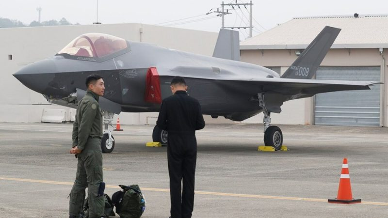 სამხრეთ კორეა ამერიკისგან 20 F-35 გამანადგურებელ თვითმფრინავს შეიძენს