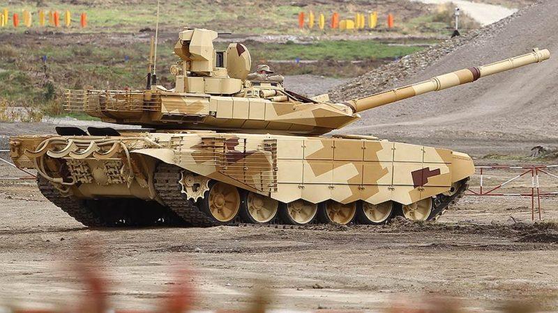 ეგვიპტე ამერიკული Abrams-ის  ტანკების ნაცვლად რუსულ Т-90СМ ტიპის ტანკებს იყიდის.