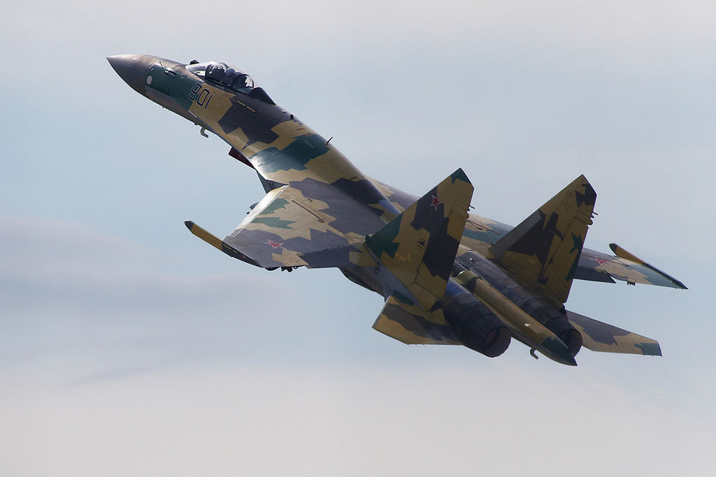 აშშ აფრთხილებს ეგვიპტეს რუსეთში  Су-35-გამანადგურებელების ყიდვის შემთხვევაში მოსალოდნელი სანქციების  შესახებ