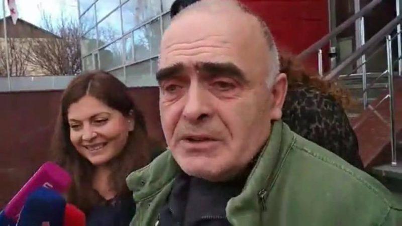 """ექიმმა ვაჟა გაფრინდაშვილმა გორის პოლიცია უკვე დატოვა – """"ასე გაერთიანებულად ყველამ საქართველოს საქმე ვაკეთოთ"""" (ვიდეო)"""