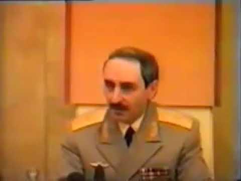 ჯოხარ დუდაევი პასუხობს გიორგი თარგამაძის შეკითხვებს (1994 წელს, ზვიად გამსახურდიას დაღუპვის შემდეგ)